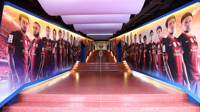 One Day Tour To The Fc Barcelona Stadium Museum Camp